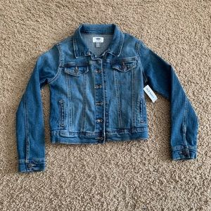 Old Navy Girls Jean Jacket Denim